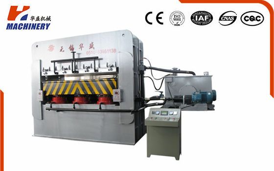 China High Effciency Automatic Hydraulic Hot Press Machine 8-12pcs/Min supplier