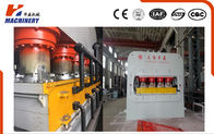 China Hydraulic Short Cycle 4X91800T Hot Press Machine For Doors / Furniture Board factory