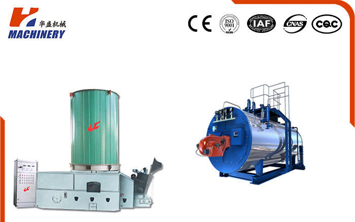 Assured Oil Fuel Industrial Boiler / High Efficiency Oil Boiler