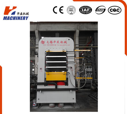 Hydraulic Plywood Hot Press Machine For Doors 30KW 500T-1800T Pressure