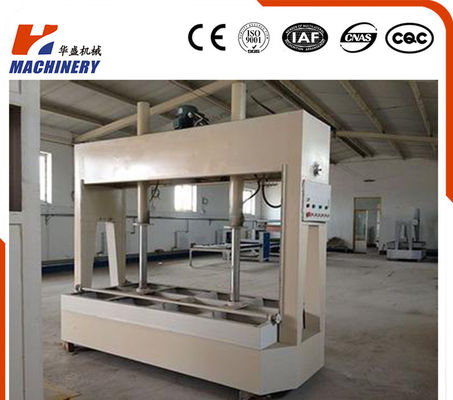 Hydraulic Wood Cold Press Laminating Machine PLC Stable Performance