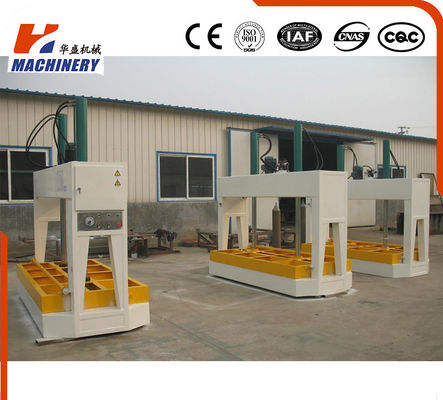 PLC Cold Press Machine For Plywood , Wood Plate Hard Lamination Machine