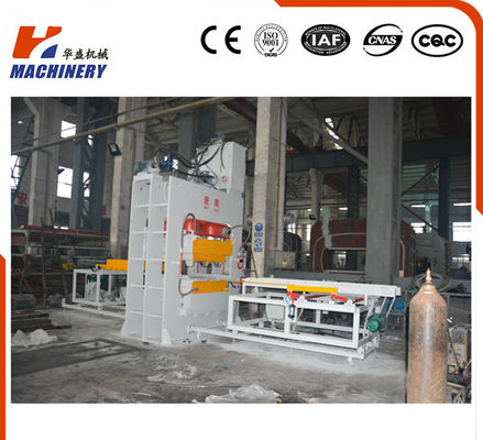China High Efficiency Making Compressed Wood Pallet Machine factory