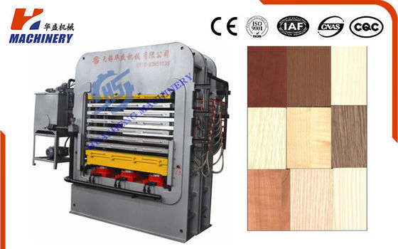 Multifunction Customized Hot Press Machine For Doors Woodworking