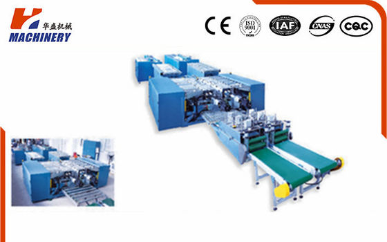 China Floor Pur Laminating Machine To Stick Film Or Decorate Paper For Plywood Or MDF Board factory
