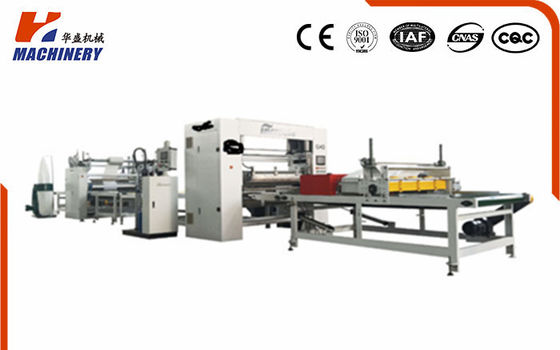 HF700 Flexible Material Pur Laminating Machine Automatic Hot Press