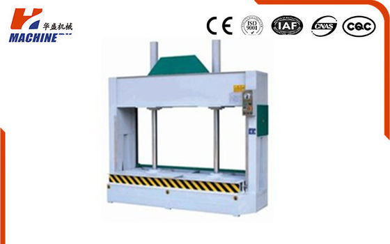 High Efficiency Automatic Hydraulic Press Laminating Machine Cold Press